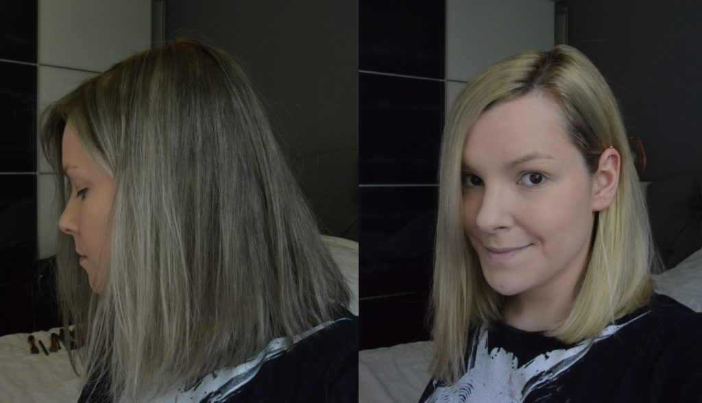 From Dark To Blonde Hair Using Colourb4 Hair Colour Remover